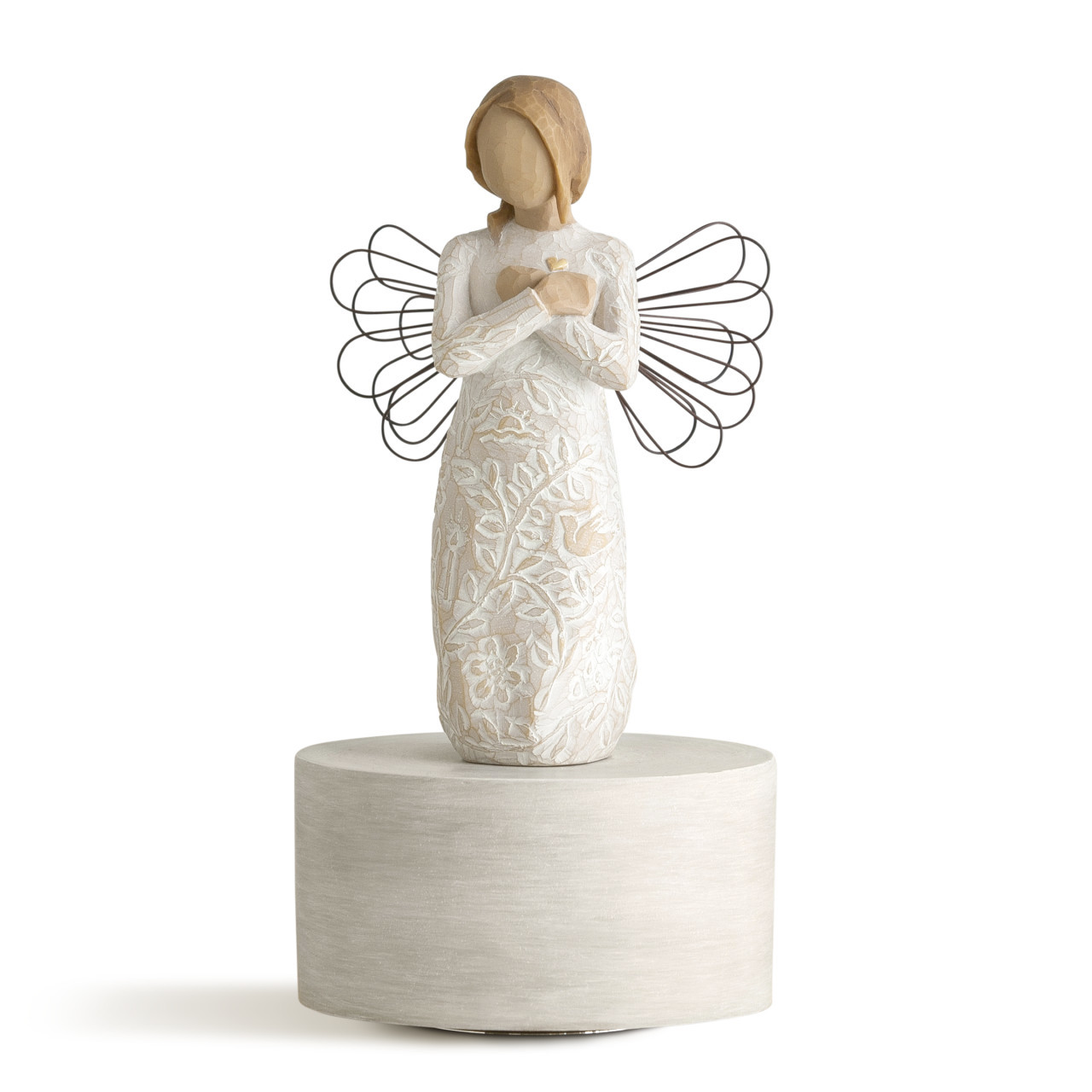 Willow Tree® sculptures -DEMDACO - Remembrance Music Box
