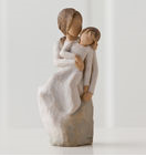 Willow Tree® sculptures from DEMDACO - Mother Daughter